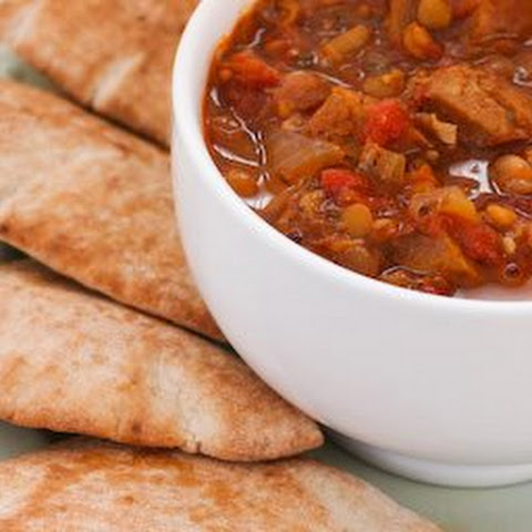 Lentil Soup Recipe With Italian Sausage And Roasted Red ...