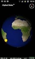 Screenshot of CitySurf Globe