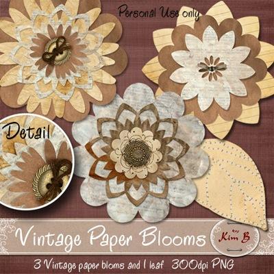 vintage-blooms