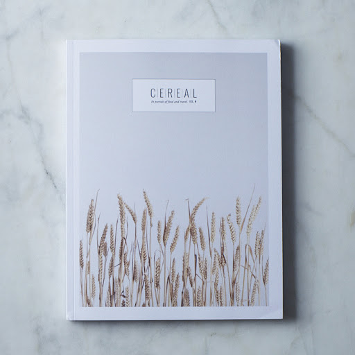 Cereal Magazine, Volume 4