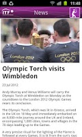 Screenshot of Olympic Tennis 2012