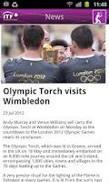 Screenshot of Olympic Tennis 2012