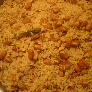 Haitain Rice And Bean