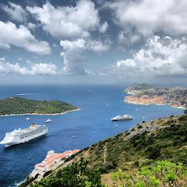 Dubrovnik by Stjepan Valjak - Landscapes Travel