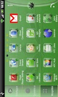 Screenshot of Go Launcher EX Ganja Theme