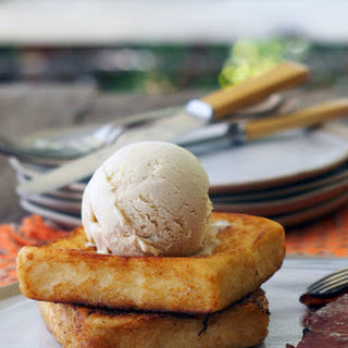 Vegemite Ice Cream, French Toast & Honey Bacon