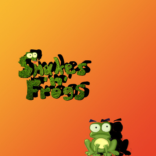 Snakes and Frogs free 街機 LOGO-阿達玩APP