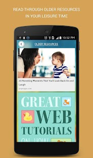 Amazing Parenting Resources - screenshot