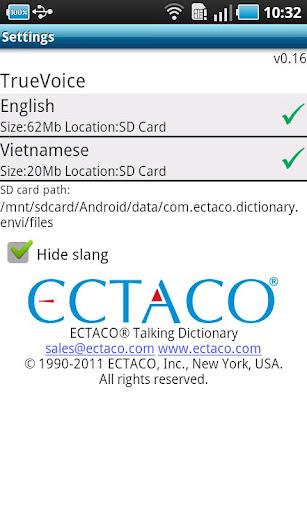 English - Vietnamese Suite