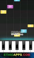 Screenshot of Amharic mezmur free piano game