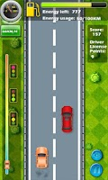 Screenshot of Green Driver: SPEEDY CAR