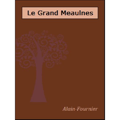 Le Grand Meaulnes 書籍 App LOGO-硬是要APP