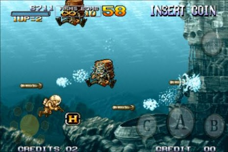 Screenshots  METAL SLUG 3