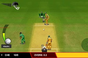 Screenshot of T20 Premier League 2013 Trial