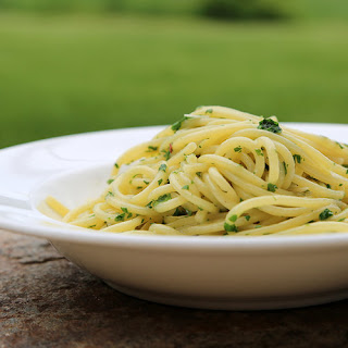 Aglio Olio Vegetarian Recipes