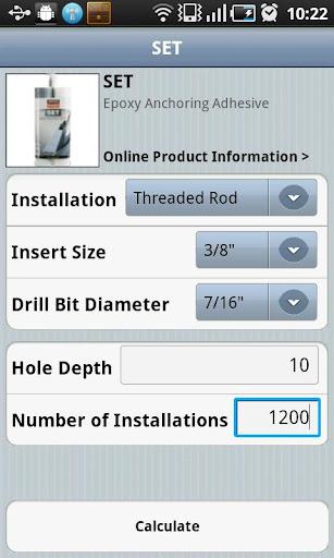 【免費書籍App】Adhesive Cartridge Estimator-APP點子