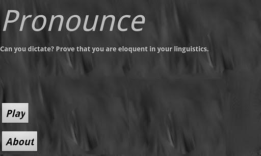 Pronounce Ad-Free