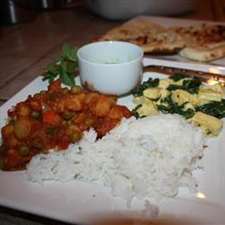 Vegetable Masala