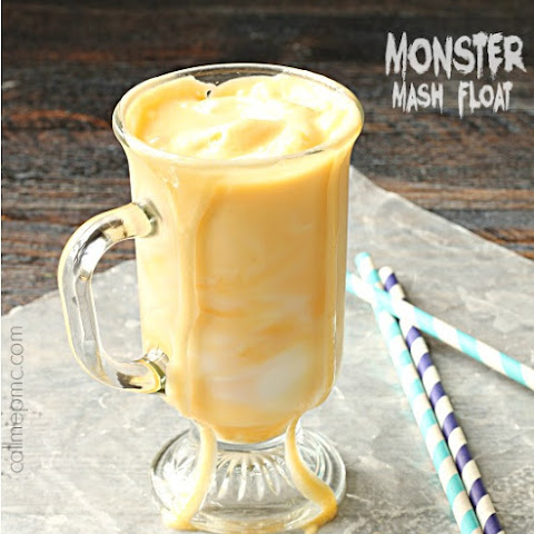 Monster Mash Float Drink