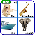 Free Download Learn English - Kids Apps APK for Blackberry