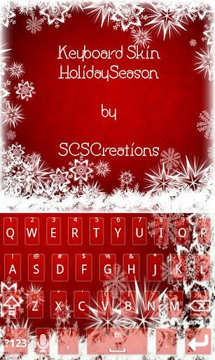 KB SKIN - Holiday Season