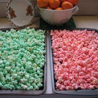 Sweet Popcorn Butter Recipes