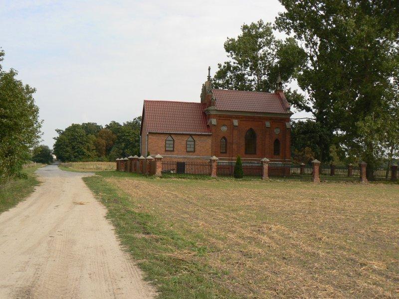 Kościół/kaplica za Zielonką