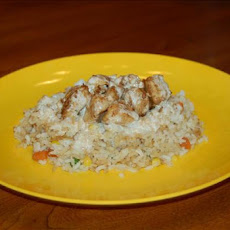Copycat Kobe Style Fried Rice With