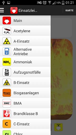 Feuerwehr Einsatzleiter Pro - screenshot