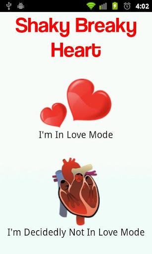 Shaky Breaky Heart
