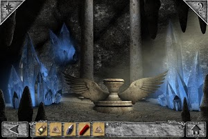 Screenshot of Cryptic Caverns HD