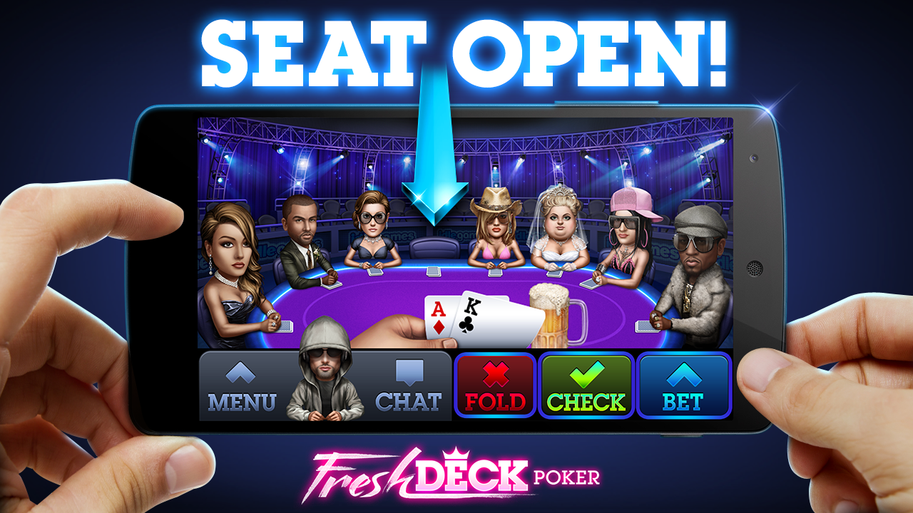 Fresh Deck Poker - Live Holdem Screenshot 0