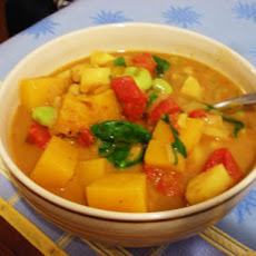 Golden Nugget Squash Stew