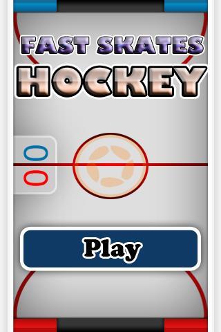 Fast Skates Hockey