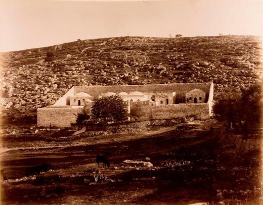 The Quarantine Quarters near Hebron