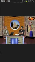 Screenshot of Africa TV Live Amharic