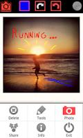 Screenshot of RetroShots for Instagram