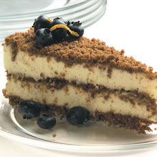 Ginger-Mascarpone Icebox Cake