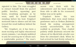 Screenshot of E-Books Reader App - Free
