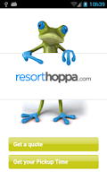 Screenshot of Resorthoppa