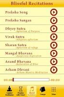 Screenshot of Preksha Meditation
