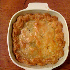 Rich Beef Pot Pie/Casserole