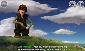 Screenshot of How To Train Your Dragon