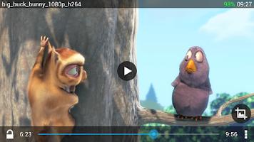 Screenshot of Super Media Player