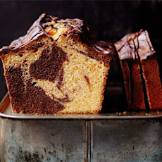 Chocolate Orange Marble Cake