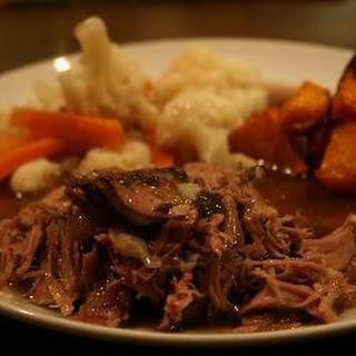Lamb Shoulder Crock Pot Recipes