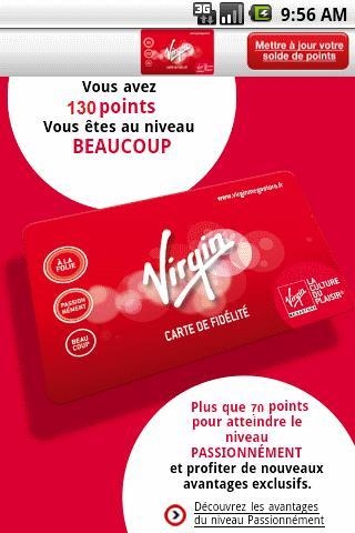 Carte Virgin|玩購物App免費|玩APPs