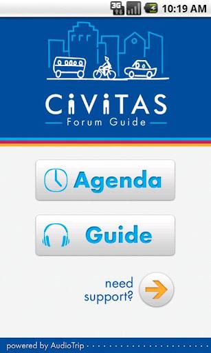 Civitas Forum Guide