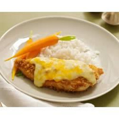 Crisp-and-Creamy Baked Chicken