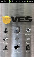 Screenshot of VES Forum Mobile
